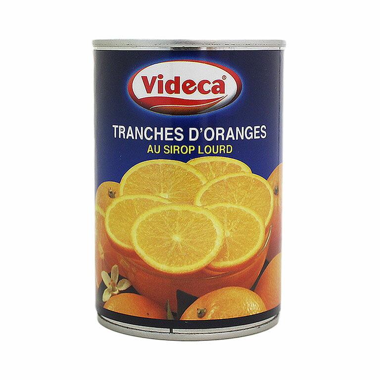 オレンジスライス「皮付き」 410g_ <お菓子・パン材料 フルーツ>