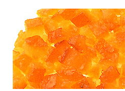 うめはら オレンジカット 5mm A 1kg オレンジピール オレンジ ピール_ <お菓子・パン材料 フルーツ>