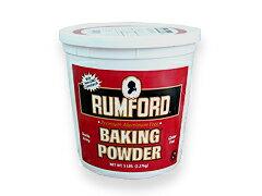 ラムフォード ベーキングパウダー アルミフリー 2.27kg 【業務用】アルミニウムフリー お菓子作り パン お料理_