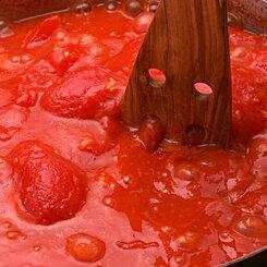 【有機JAS】アルチェネロ有機ホールトマト400g_イタリアン食材オーガニック