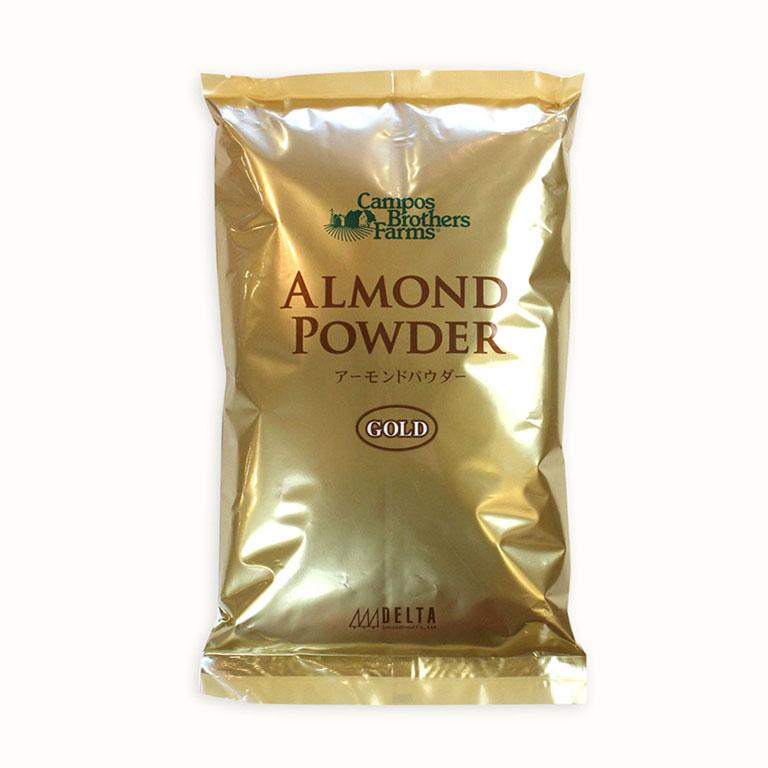 アーモンドプードル ゴールド 皮無 1kg_  <お菓子材料・パン材料 ナッツ>
