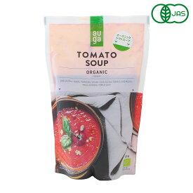 有機JAS AUGA オーガニック トマトスープ MUSO 400g 賞味期限2021年8月4日 おうち時間 パン作り お菓子作り 手作り パン材料 お菓子材料