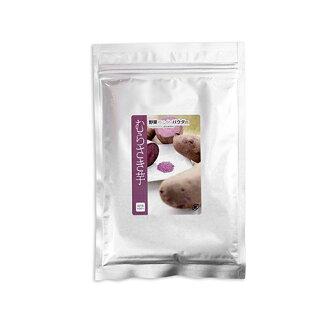 日本紫色紅薯粉 100 克 < 蔬菜粉紫色馬鈴薯和粉狀 > _