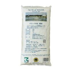 塩ゲランドの塩(顆粒)鳥越製粉1kgフランス産天然塩パン作りお菓子作りハロウィン敬老の日