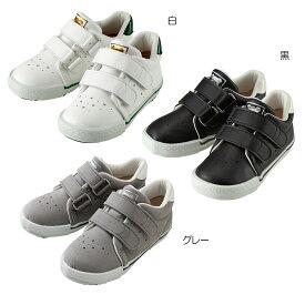 【期間限定ソックス1足X'masプレゼント!】ソフトレザーシューズ 靴(15-20cm)ミキハウス ダブルビー mikihouse