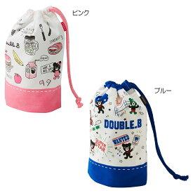【ダブルB】コミック風コップ袋