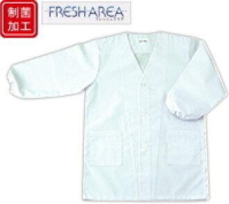 ()  提供伙食外衣白衣型(140.150.160)[制菌作用加工](優惠券使用不可)