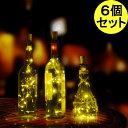 AGPtEK ボトルライト コルク型 酒場 バー カーテンライト パーティー クリスマス用 アクアリウム 結婚式用 パーティ…