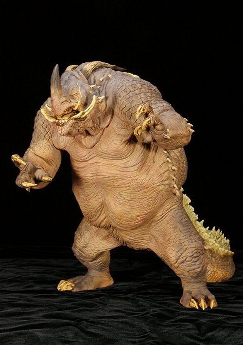 【予約商品】【ACRO(アクロ)】 怪獣 Remix Series/ ウルトラマン: 透明怪獣 ネロンガ ソフビ製 塗装済 完成品