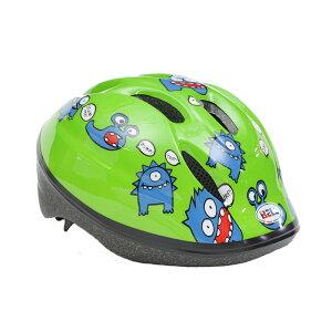 BELL(ベル) ヘルメット【ZOOM2(ズーム2) :Mサイズ/Lサイズ(52〜56cm) /グリーンファートモンスター】 ストライダー 自転車 子供用 キッズ 7072827
