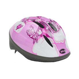 BELL(ベル) ヘルメット【ZOOM2(ズーム2) :Mサイズ/Lサイズ(52〜56cm) /ピンクレインボーアニマル】 ストライダー 自転車 子供用 キッズ 7072831