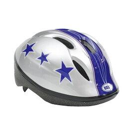 BELLヘルメット(自転車用、スケート用)/ズーム2:シルバー/ブルースタント