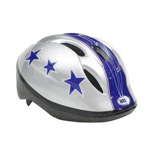 BELL(ベル) ヘルメット【ZOOM2(ズーム2) :XSサイズ/Sサイズ(48〜54cm) /シルバー ブルースタント】 ストライダー 自転車 子供用 キッズ 7072838