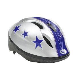 BELL(ベル) ヘルメット【ZOOM2(ズーム2) :Mサイズ/Lサイズ(52〜56cm) /シルバー ブルースタント】 ストライダー 自転車 子供用 キッズ 7072839
