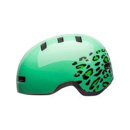 BELL(ベル)ヘルメット【LILRIPPER(リルリッパー):Tサイズ(45-51cm)/ミントチーター】ストライダー自転車子供用キッズ