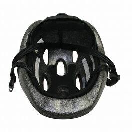 子供用ヘルメット【Mサイズ/Lサイズ(52〜56cm)/シルバーブルースタント】BELLヘルメットZOOM2(ズーム2)ストライダー自転車子供用ヘルメットキッズ7072839