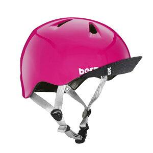 bern(バーン) ヘルメット【TIGRE(1〜2歳用) :XXSサイズ(47〜51cm) /グロスピンク】 ストライダー 自転車 子供用 キッズ