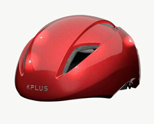 KPLUS(ケープラス) ヘルメット【SPEEDIE(スピーディー) :Sサイズ(52〜56cm) /レッド】 ストライダー 自転車 子供用 キッズ ジュニア