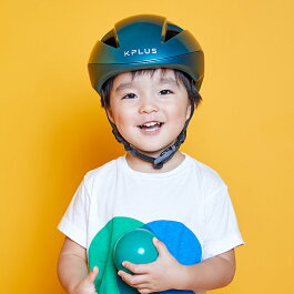 KPLUS(ケープラス)ヘルメット【SPEEDIE(スピーディー):XSサイズ(47〜52cm)/グリーン】ストライダー自転車子供用キッズジュニア