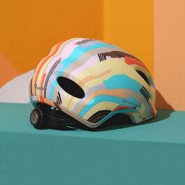 KPLUS(ケープラス)ヘルメット【PUZZLE(パズル):XSサイズ(47〜52cm)/Talent】ストライダー自転車子供用キッズジュニア