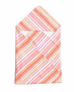 キコイ おくるみブランケット 【80cm×80cm】 【ピンク】/赤ちゃん 子ども ベビー用品 出産準備 出産祝い プレゼント ギフト 男の子 女の子 日本製