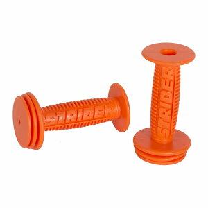 ストライダー カスタムパーツ スポーツモデル/プロ用カラーグリップ セット オレンジ(2個セット)【スポーツ/プロ対応:グリップ内径12.7mm】※ST-J4以前のモデル非対応