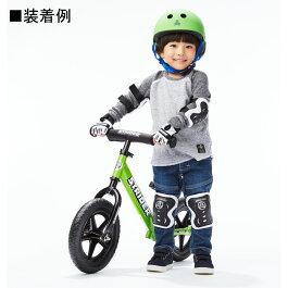 ストライダーライダーズフィンガーレスグローブセットスモールサイズ推奨年齢2〜3才【ストライダーST-J4に最適】(キッズプロテクター二輪車スケートボードインラインスケート)