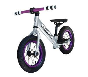 【数量限定】DADDYLABコンプリートカスタムモデル03《STRIDER:PRO シルバー》ストライダー正規品 ランニングバイク ストライダージャパン公式ショップ 安心2年保証 送料無料 バランスバイク プ