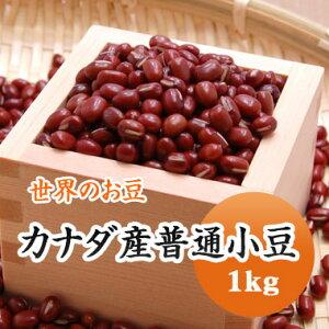 小豆 カナダ産普通小豆 1kg