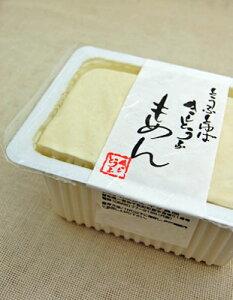 「もめん」(木綿豆腐) 国産大豆使用