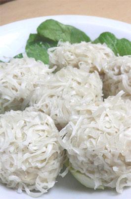 「とうふのシューマイ」国産大豆使用のお手軽惣菜