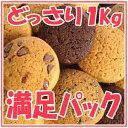 送料無料!国産大豆おからクッキー【どっさり1kg満足パック】