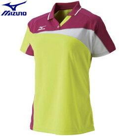 493424c2dbf84 テニスウエア ゲームウエア ミズノ MIZUNO ドライサイエンスゲームシャツ(ロングシルエット/ラケットスポーツ