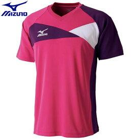 a735e42a4f0e7 卓球 ウエア ミズノ MIZUNO ドライサイエンスゲームシャツ(卓球)[ユニセックス](