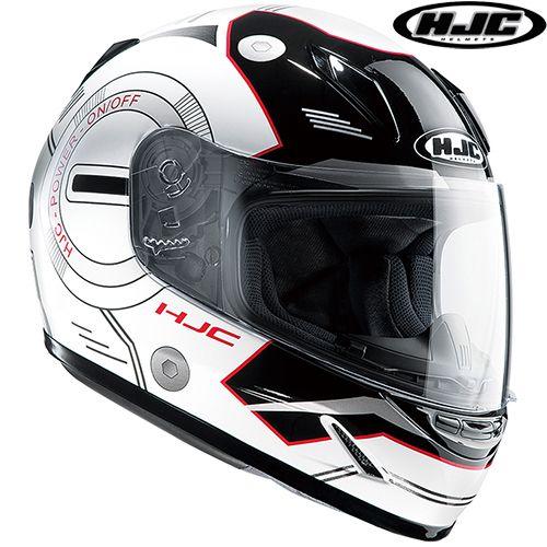 【送料無料】HJC/エイチジェイシー/HJH100 CL-Y ユメ YUME フルフェイスヘルメット バイクヘルメット