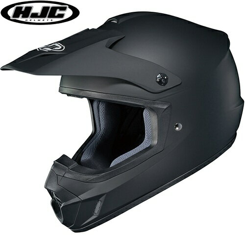HJC エイチジェイシー HJH102 CS-MX II ソリッド SOLID オフロードヘルメット バイクヘルメット