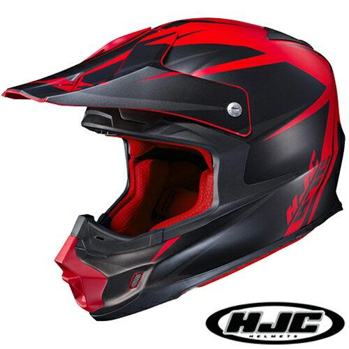 HJC HJH124 FG-MX AXIS FG-MX アクシス オフロードヘルメット バイクヘルメット