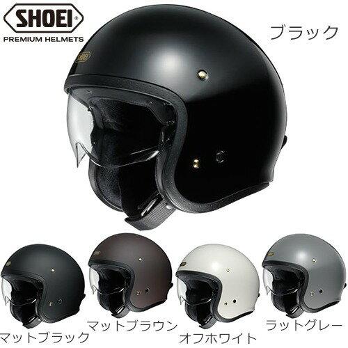 SHOEI ショウエイ J・O ジェイ・オー ジェットヘルメット バイクヘルメット バイク用ヘルメット