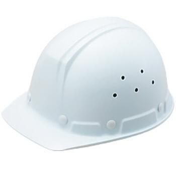 工事ヘルメット 谷沢製作所 タニザワ ST#1790-GPZ アメリカンヘルメット 前方つば付き 通気口付き(通気孔)