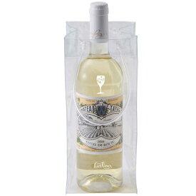 ワインギフトバッグ ファンヴィーノ アイスクーラーバッグ クリアー 8607