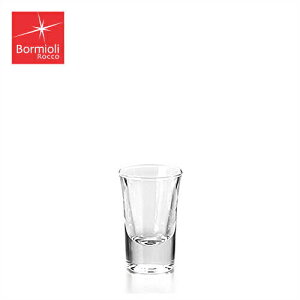 ボルミオリロッコ グラース ショット35cc×6脚セット ショットグラス(ストレートグラス) Bormioli グラス