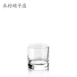 木村硝子店 プラチナ Platina Wウィスキー×6脚セット ショットグラス(ストレートグラス) kimuraglass グラス