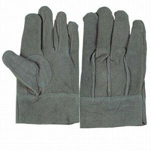 【革手袋・皮手袋】オイル背縫い内綿革手袋 [10双入] 品番:470 (M・L・LLサイズ) おたふく手袋 (作業用手袋) オイル加工 やわらかい 水洗いOK 硬くなりにくい 洗える 外縫い(背縫い) は