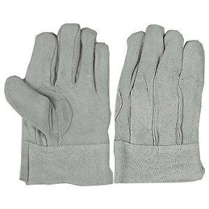 【革手袋・皮手袋】床革背縫い内綿革手袋 [120双入] 品番:480 (M・L・LLサイズ) おたふく手袋 (作業用手袋) 外縫い(背縫い) はき心地良い 牛床革 引き裂き突き刺しに強い 内綿タイプ 吸
