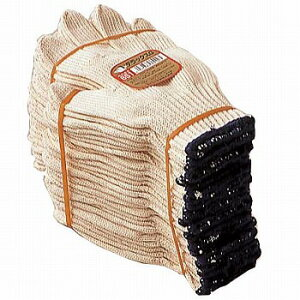 【純綿軍手】デラックスG 純綿軍手 12双入×40セット[総数480双] 品番:651 おたふく手袋 (作業用手袋) 7ゲージ(厚手) 純綿軍手 綿100% 丈夫 熱に強い 燃えにくい 吸汗性 キャンプ ハイキング バ
