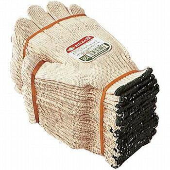 純綿軍手 おたふく手袋 おたふくG 12双入×10セット [総数120双] 654 厚手