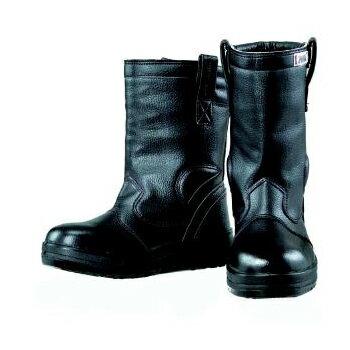 安全靴 ブーツ おたふく手袋 半長靴(踏み抜き防止鋼板入) JW-777 JSAA規格