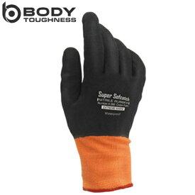 防寒手袋 作業用 おたふく手袋 ソフキャッチエクストリームウォームNBRオールコート 5双入り A-368