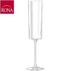 ロナ モンツァ 5oz フルート×6脚セット シャンパングラス(フルート型) RONA グラス