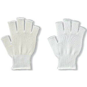 【お買い物マラソン期間ポイント2倍】【指切り手袋】ロングフィンガーサポート [5双入り] 品番:1814 アトム ATOM 作業手袋 指なし 指だし 滑り止め 10ゲージ(薄手) 流通作業 検品 事務作業